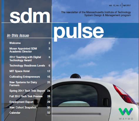News | MIT SDM – System Design and Management