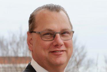 Portrait of Douglas Hague