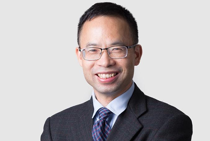Portrait of Daniel Xuedong Li