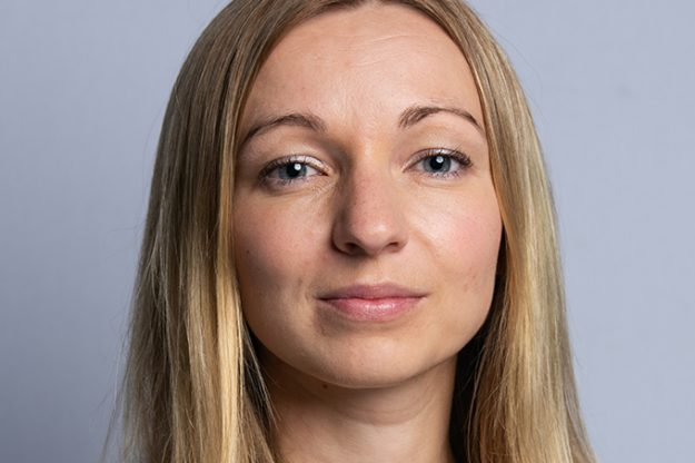 Portrait of Yuliya Vainilovich