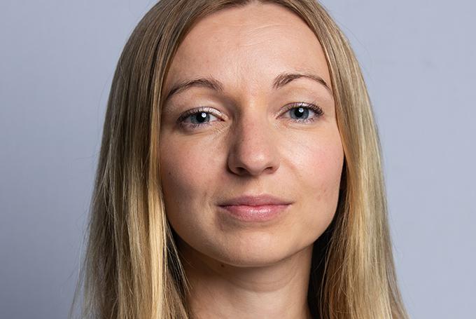 Portrait of Yuliya Vainilovich