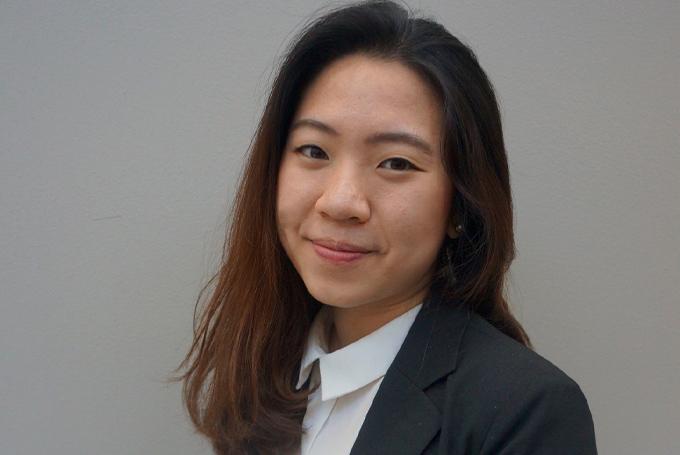 Portrait of Zenia Adiwijaya