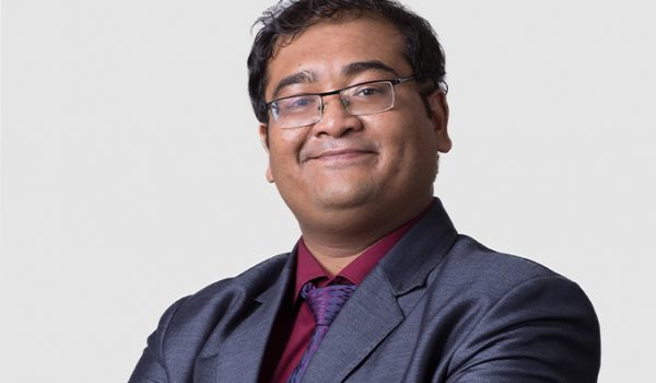 Portrait of Indrayud Mandal