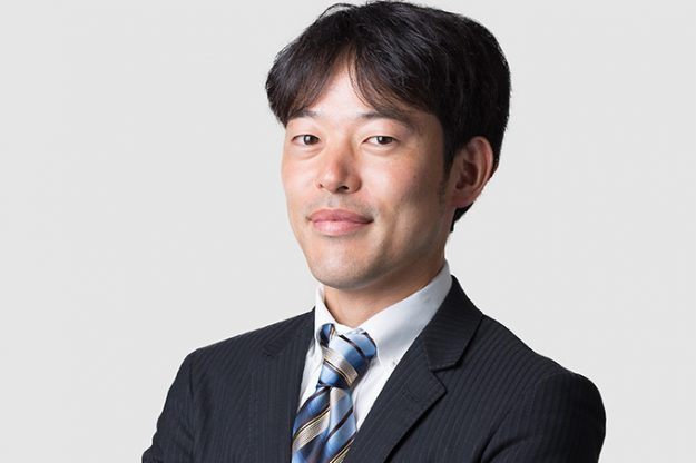 Headshot of Tomohisa Okamoto