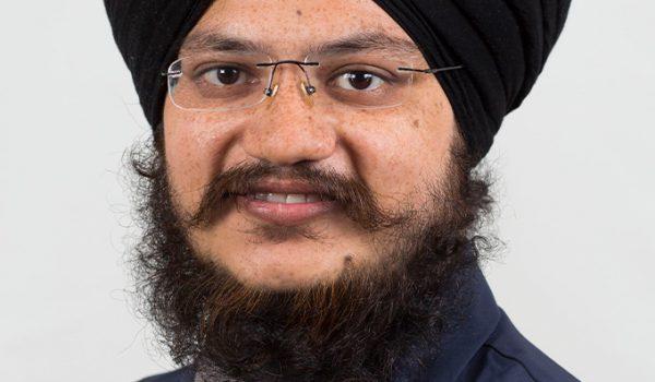 Headshot of Anuraag Singh